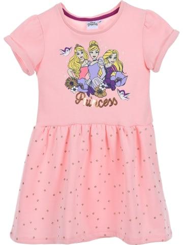 Disney Princess Sukienka w kolorze jasnoróżowym