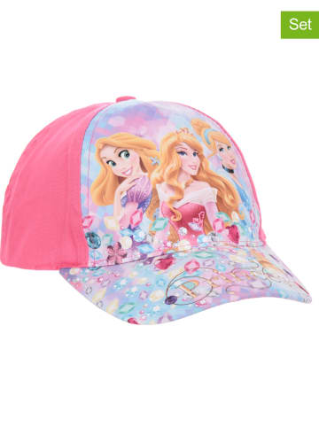 """Disney Princess 4-delige set """"Princess"""" roze/meerkleurig"""