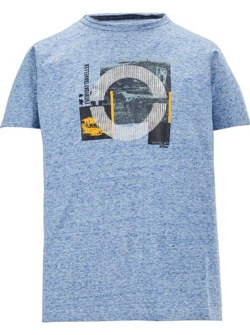 """Killtec Koszulka """"Tofino"""" w kolorze niebieskim"""