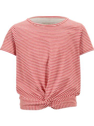 """Killtec Koszulka """"Tofino"""" w kolorze czerwonym"""