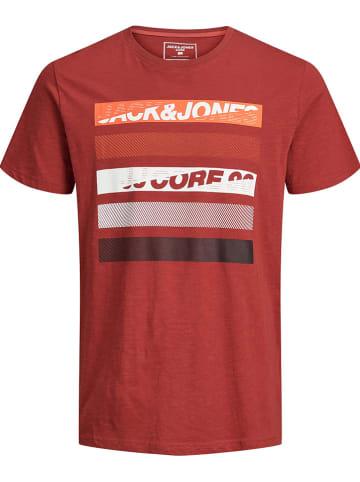 "Jack & Jones Shirt ""Rain"" rood"