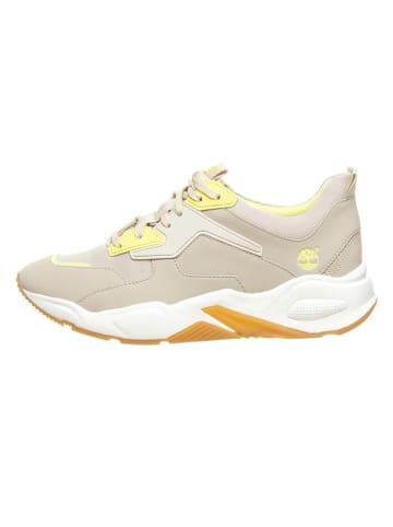 """Timberland Sneakersy """"Delphiville"""" w kolorze beżowym"""