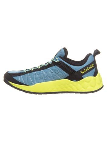 """Timberland Sneakers """"Solar Wave"""" in Hellblau - Weite M"""