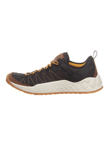 "Timberland Leder-Sneakers ""EK+ Solar"" in Schwarz - Weite M"