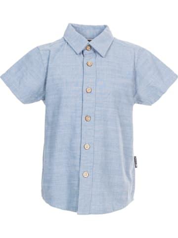 """Trespass Koszula """"EXEMPT"""" w kolorze błękitnym"""