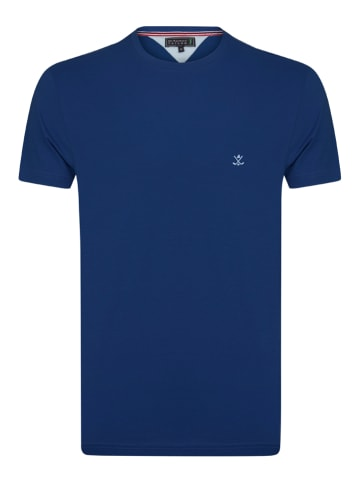 SIR RAYMOND TAILOR Shirt donkerblauw