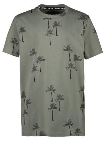 "Cars Koszulka ""Diogo"" w kolorze khaki"