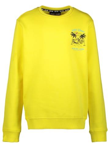 """Cars Bluza """"Simmar"""" w kolorze żółtym"""