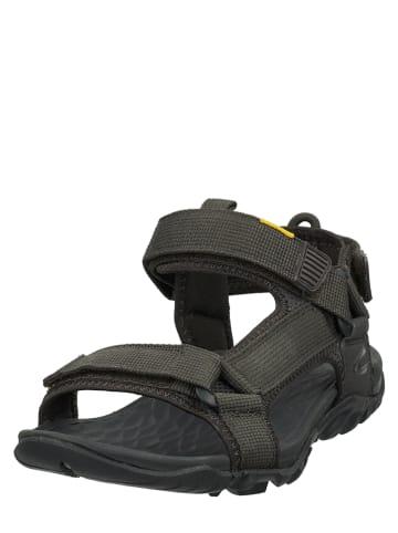 "Camel Active Sandały ""Trek"" w kolorze czarnym"