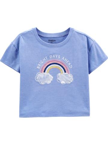 OshKosh Shirt in Hellblau