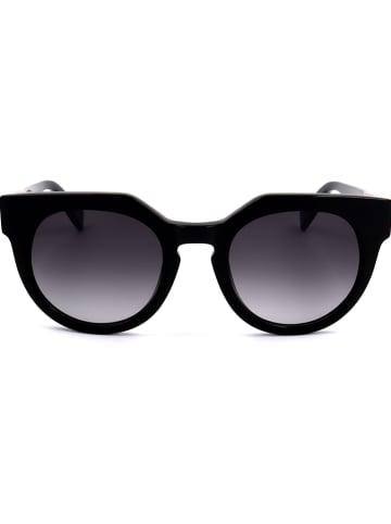 Furla Damen-Sonnenbrille in Schwarz/ Grau