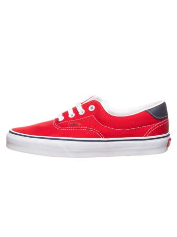 "Vans Sneakersy ""Era"" w kolorze czerwonym"
