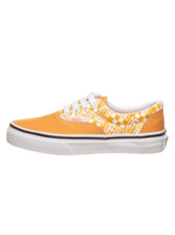 """Vans Sneakers """"Era"""" oranje"""