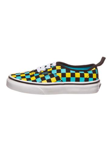 "Vans Sneakers ""Authentic"" turquoise/geel"