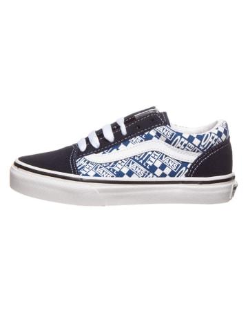 """Vans Sneakers """"Old Skool"""" donkerblauw"""