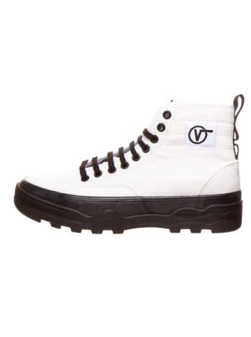 """Vans Leder-Boots """"Sentry"""" in Creme"""