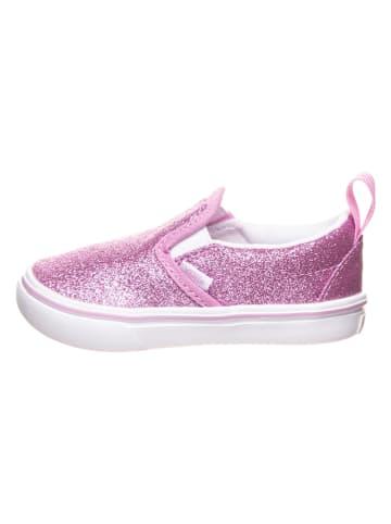 """Vans Slipper """"ComfyCrush Slip-On"""" in Rosa"""