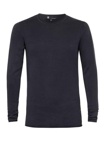 "G-Star Koszulka ""Bronek"" w kolorze czarnym"