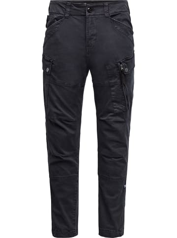 """G-Star Cargobroek """"Roxic"""" - tapered fit -  antraciet"""