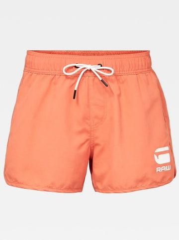 "G-Star Zwemshort ""Carnic"" oranje"