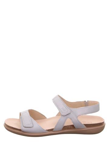 """Legero Skórzane sandały """"Float"""" w kolorze szarym"""