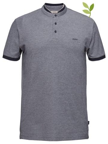 ESPRIT Poloshirt in Dunkelblau