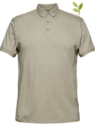 ESPRIT Koszulka polo w kolorze khaki