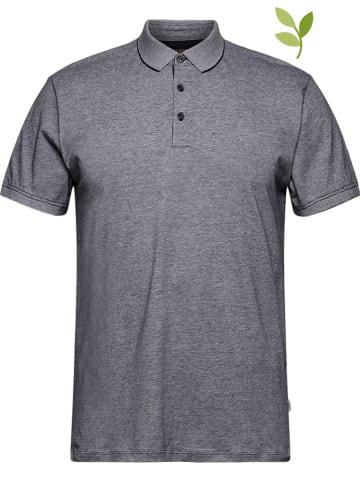 ESPRIT Poloshirt grijs