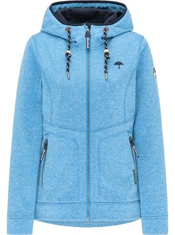 Schmuddelwedda Bluza w kolorze błękitnym