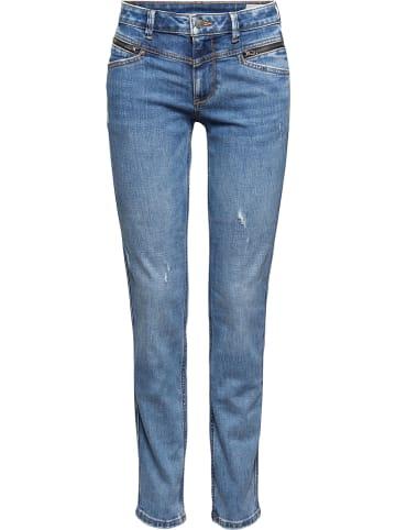 ESPRIT Jeans - Skinny fit - in Blau
