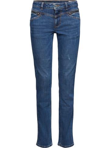 ESPRIT Jeans - Slim fit - in Dunkelblau