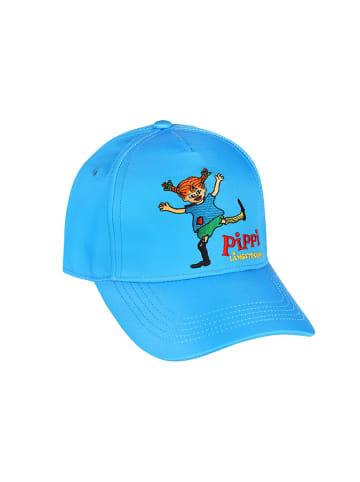Pippi Czapka w kolorze niebieskim