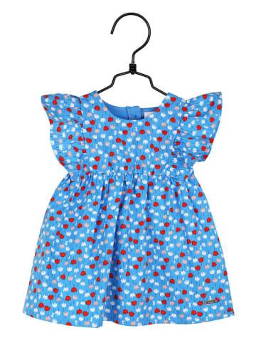 Moomin Sukienka w kolorze niebieskim ze wzorem