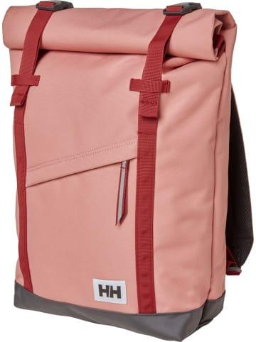 """Helly Hansen Plecak """"Stockholm"""" w kolorze szaroróżowym - 45 x 30 x 15 cm"""