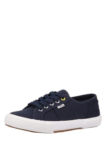 Sansibar Sneakers donkerblauw