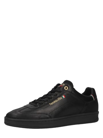 Pantofola D'Oro Leren sneakers zwart