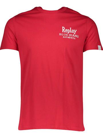 Replay Shirt in Rot