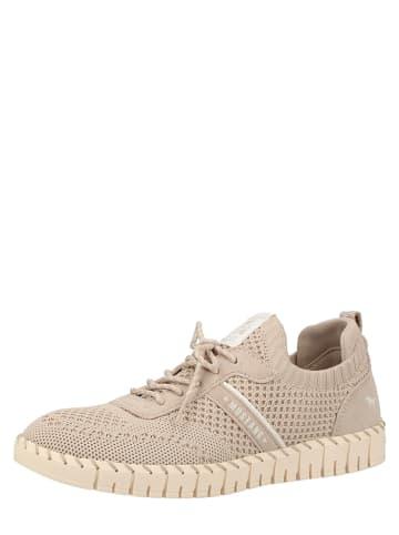 MUSTANG SHOES Sneakers beige