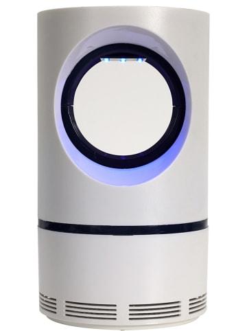 Garden Spirit Pułapka USB w kolorze białym na owady - wys. 21,5 x Ø 12 cm