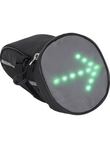 Garden Spirit Kierunkowskaz LED w kolorze czarnym na rower
