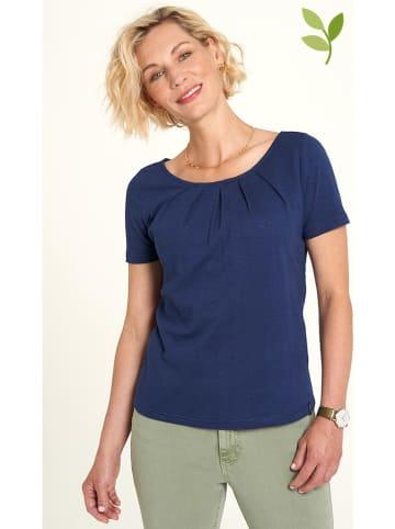 "Tranquillo Shirt ""Fallou"" donkerblauw"