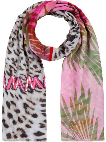 "Codello Sjaal ""On Vacation"" roze - (L)180 x (B)100 cm"