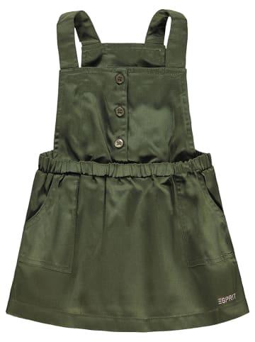 ESPRIT Sukienka w kolorze zielonym
