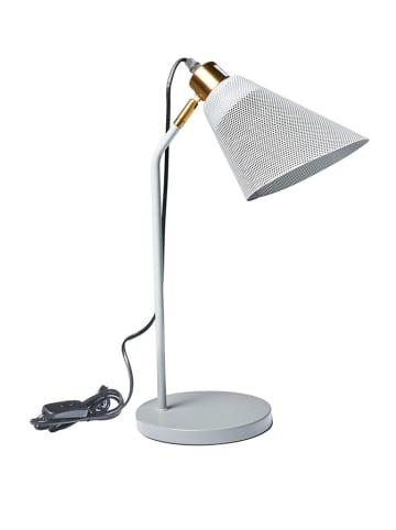 Novita Lampa stołowa w kolorze szaro-złotym - (W)50 cm