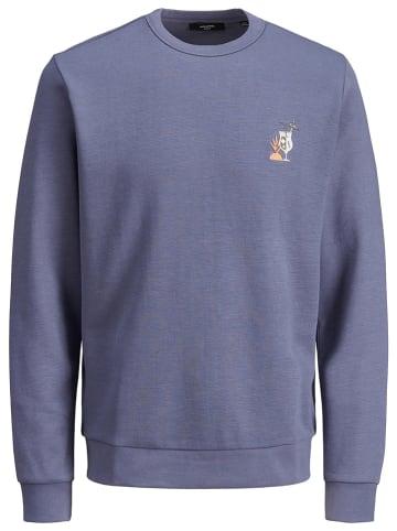 Jack & Jones Sweatshirt blauw