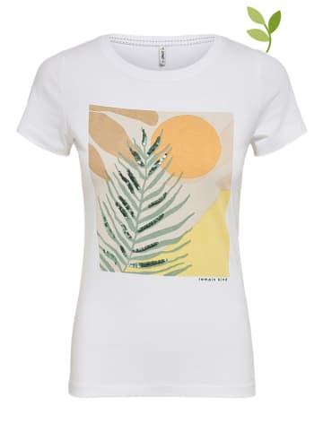 """ONLY Koszulka """"Maya"""" w kolorze białym"""