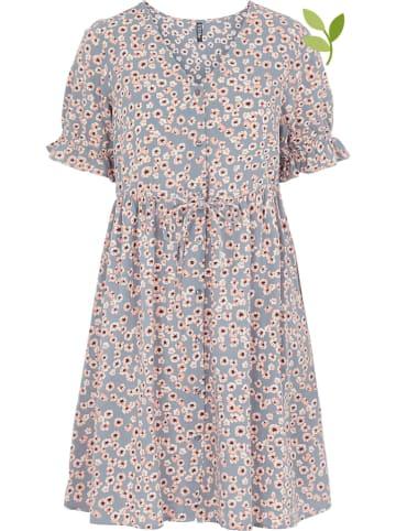 """Pieces Sukienka """"Pccindy"""" w kolorze błękitnym"""