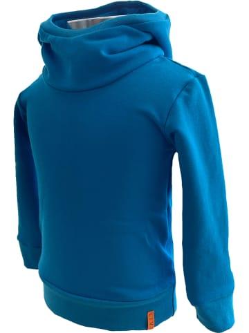 """LiVi Bluza """"Outdoor"""" w kolorze niebieskim"""