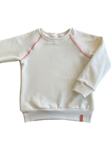 """LiVi Bluza """"Sweater"""" w kolorze kremowym"""