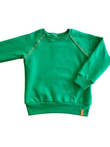 """LiVi Sweatshirt """"Sweater"""" groen"""